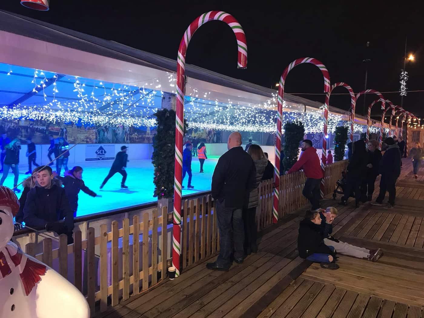Christmas, Ice Rinks & Ice Sculpture Experiences 22