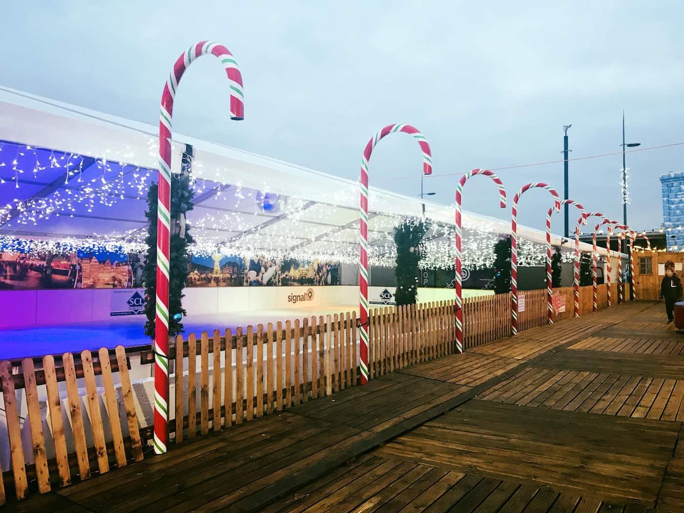 Christmas, Ice Rinks & Ice Sculpture Experiences 24