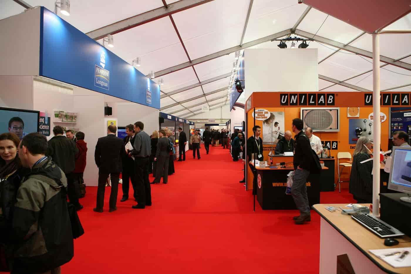 Exhibitions & Trade Shows 10
