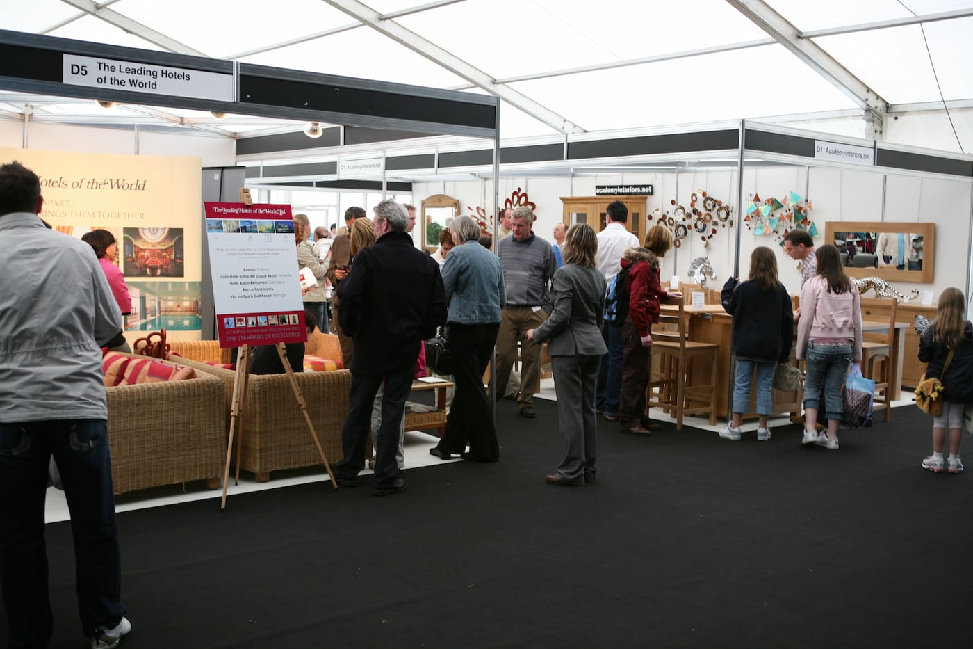 Exhibitions & Trade Shows 5