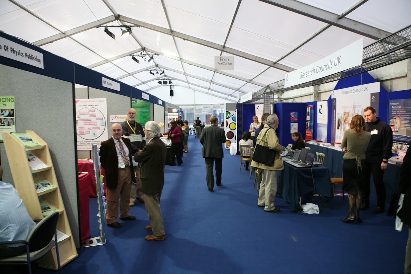 Exhibitions & Trade Shows 8