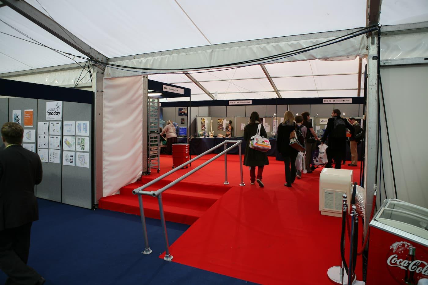 Exhibitions & Trade Shows 9