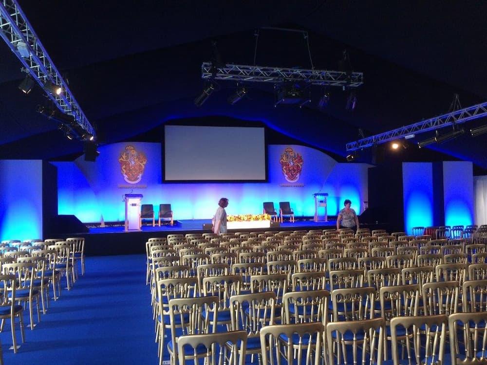 Conference & Graduations 2